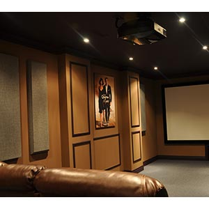 Acoustic Panels & Insulation